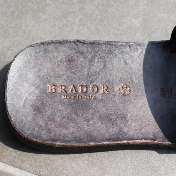 サンダル ブラドール レザーサンダル メンズ カバー 『ART-46-631 BRADOR 革 コンフォートサンダル レディース スライド 40 41 スリッパ ミュール』|a-depeche|12