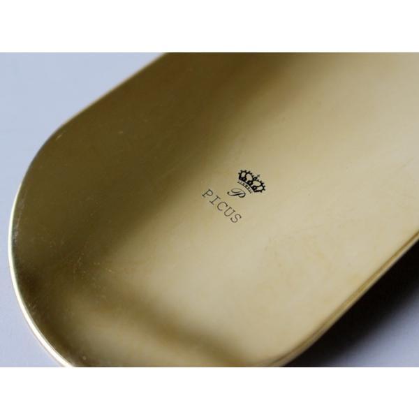 ブラス シューホーン Aタイプ シンプルな真鍮製くつべら 日本製|a-depeche|03