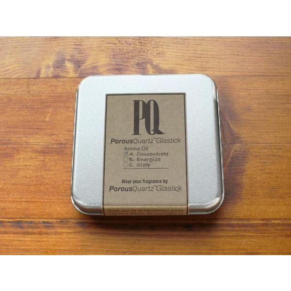 Porous Quartz Glastick ポーラス クォーツ グラスティック アロマの香りを、スリムに持ち運ぶ|a-depeche|03