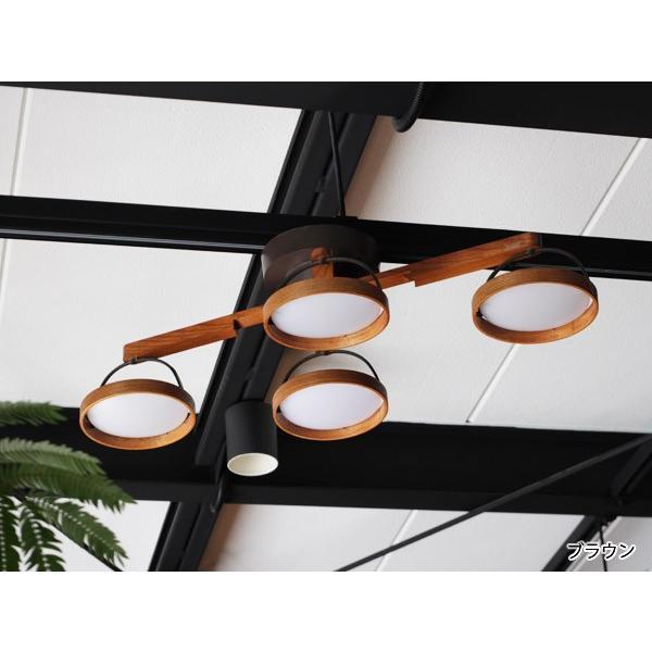 クルックス シーリングライト CRUX CEILINGLIGHT 天然木を利用した形を変えられるLED照明|a-depeche|02