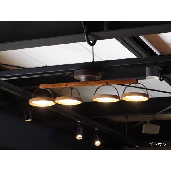クルックス シーリングライト CRUX CEILINGLIGHT 天然木を利用した形を変えられるLED照明|a-depeche|03