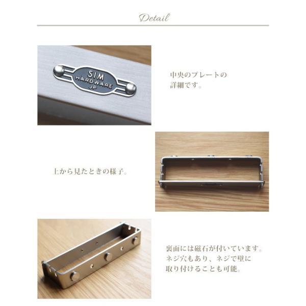 ブラスコーヒーフィルタースタンド Sサイズ 『コーヒーフィルター ホルダー マグネット 日本製 コーヒーグッズ ギフト 冷蔵庫 真鍮』|a-depeche|02