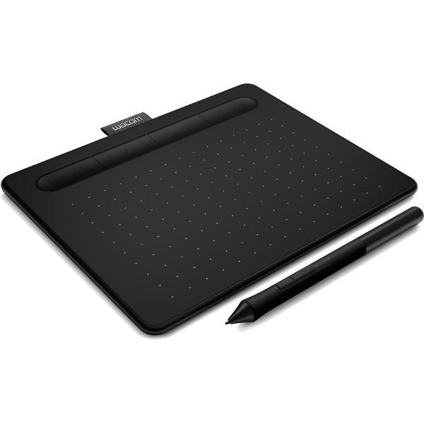 ワコム ペンタブレット Wacom Intuos Small ベーシック CTL-4100/K0 ブラック 筆圧4096レベル バッテリーレスペン|a-do|02