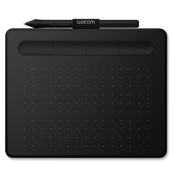 ワコム ペンタブレット Wacom Intuos Small ベーシック CTL-4100/K0 ブラック 筆圧4096レベル バッテリーレスペン|a-do|09