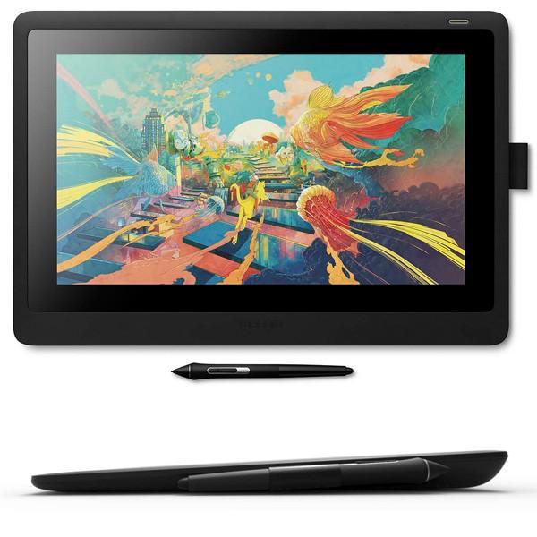 ワコム 液晶ペンタブレット Wacom Cintiq 16 DTK1660K0D 15.6インチ フルHD ディスプレイ Wacom Pro Pen 2 対応 15.6型|a-do|11