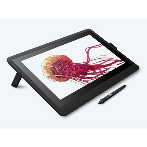 ワコム 液晶ペンタブレット Wacom Cintiq 16 DTK1660K0D 15.6インチ フルHD ディスプレイ Wacom Pro Pen 2 対応 15.6型|a-do|05