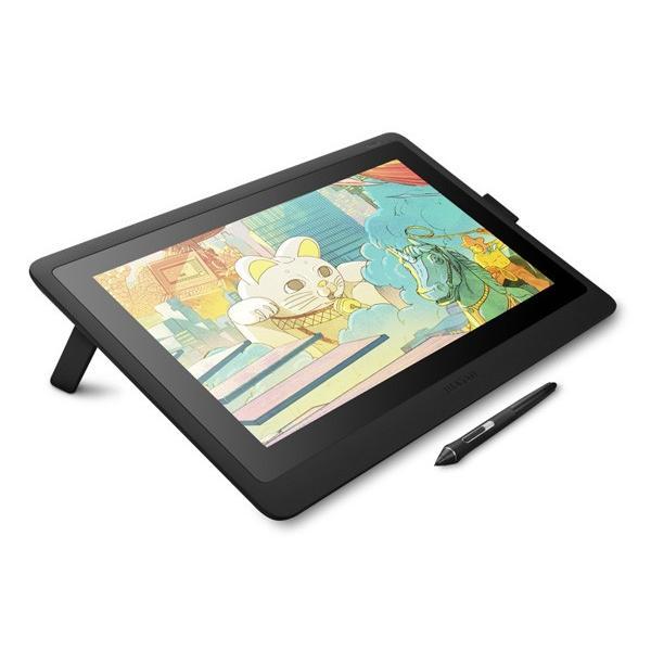 ワコム 液晶ペンタブレット Wacom Cintiq 16 DTK1660K0D 15.6インチ フルHD ディスプレイ Wacom Pro Pen 2 対応 15.6型|a-do|08