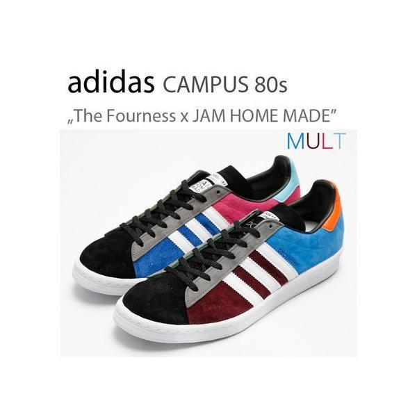adidas×JAM HOME MADE×Fourness CAMPUS 80s a-dot