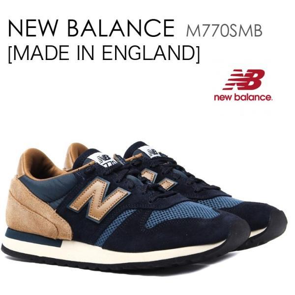 New Balance 770 ENGLAND ニューバランス イングランド M770SNB|a-dot