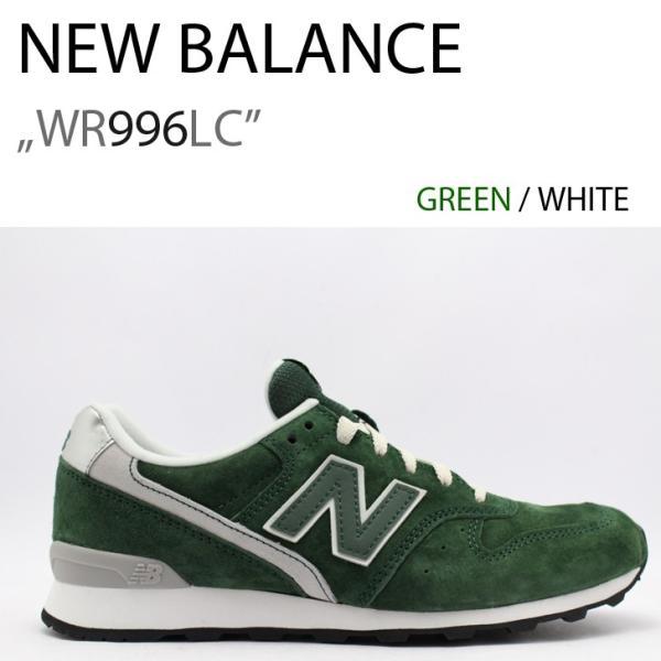 hot sale online ca14a eb54e ニューバランス New Balance 996 グリーン スエード WR996LC