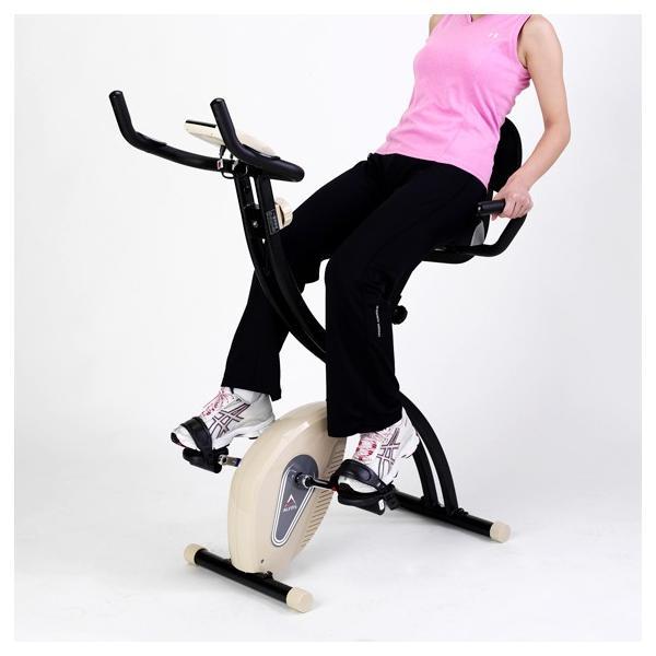 フィットネスバイク スピンバイク ダイエット コンフォートバイク4419C AFB4419C  健康|a-fitness|03