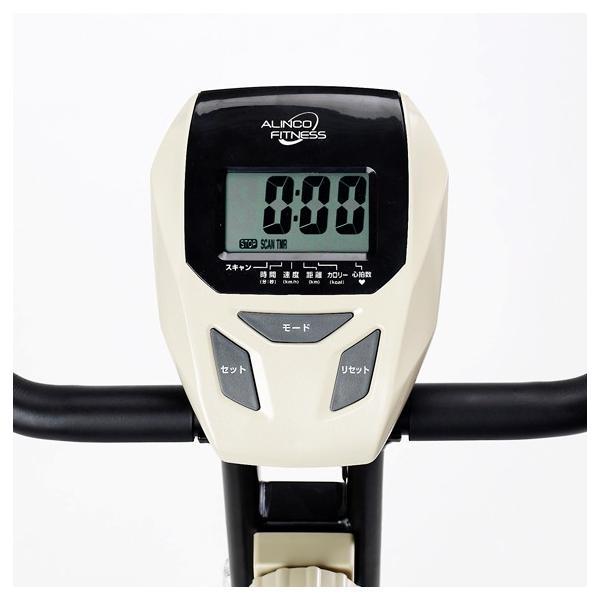 フィットネスバイク スピンバイク ダイエット コンフォートバイク4419C AFB4419C  健康|a-fitness|04