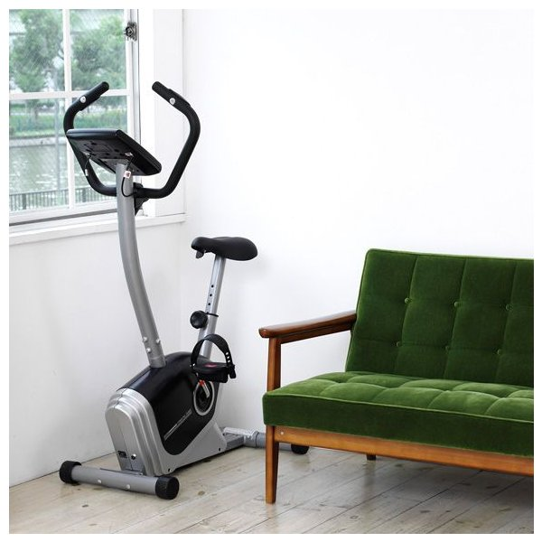 フィットネスバイク スピンバイク ダイエット AFB6214 プログラムバイク6214 健康|a-fitness|06