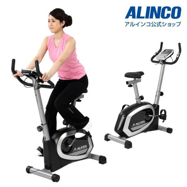 フィットネスバイク スピンバイク ダイエット AFB6215 プログラムバイク6215 健康|a-fitness