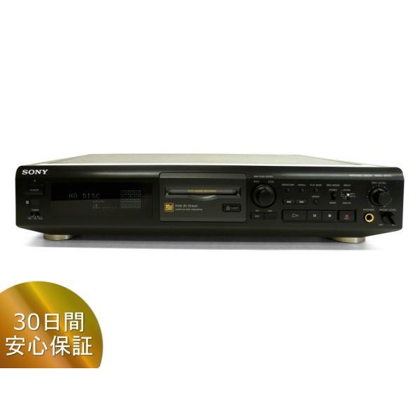 SONY MDS-JE510 MDデッキ リモコン付|a-fun