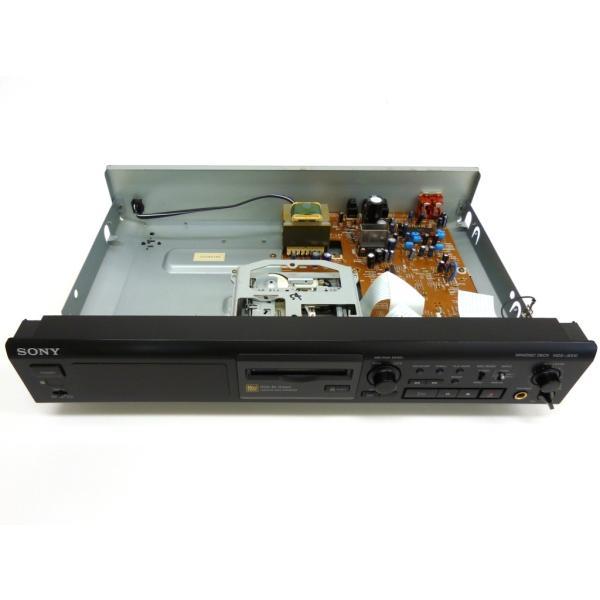 SONY MDS-JE510 MDデッキ リモコン付|a-fun|08