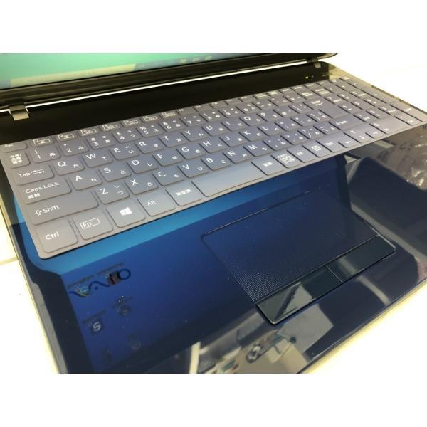 VAIO VJC151C11N HDD500GB メモリ4GB Core i3 DVD・カメラ・テンキー・無線LAN|a-fun|06