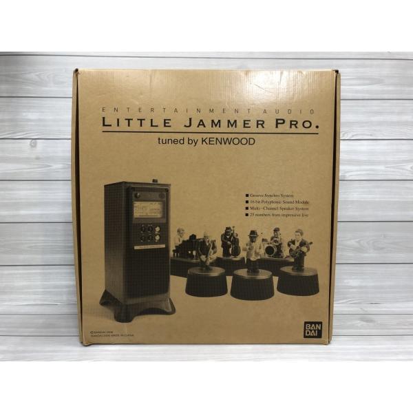 完全動作品 BANDAI LITTLE JAMMER PRO 基本セット リモコンなし|a-fun|12