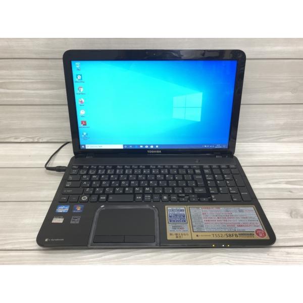 東芝 dynabook T552/58FB HDD750GB メモリ8GB Core i7 高画質・高音質・ブルーレイ・カメラ・テンキー・無線LAN|a-fun|02