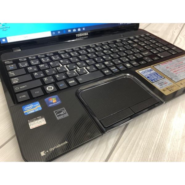 東芝 dynabook T552/58FB HDD750GB メモリ8GB Core i7 高画質・高音質・ブルーレイ・カメラ・テンキー・無線LAN|a-fun|05