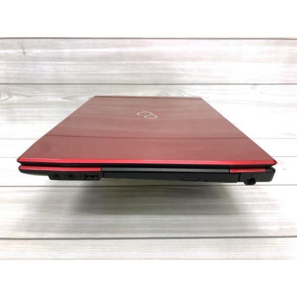 富士通 LIFEBOOK AH53/M HDD750GB メモリ8GB Core i7 ブルーレイ・カメラ・テンキー・無線LAN・Bluetooth・電源オフUSB充電機能 a-fun 09