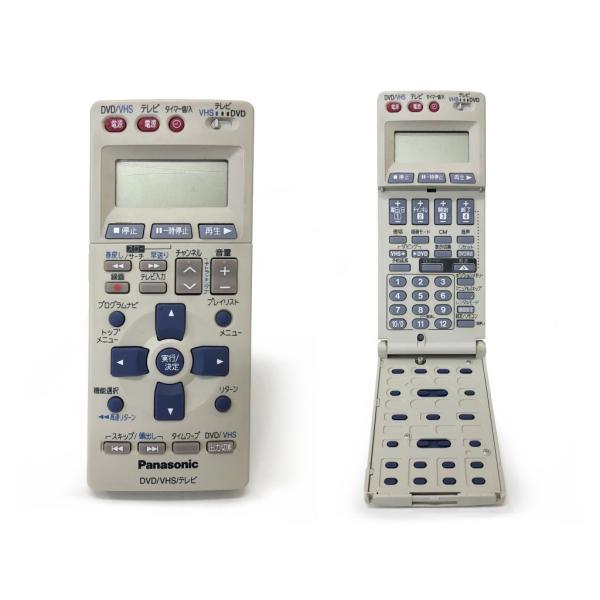 完全動作品 Panasonic ダビングOK DVDビデオレコーダー DMR-E70V リモコン 取扱説明書付 a-fun 12