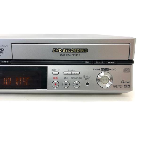 完全動作品 Panasonic ダビングOK DVDビデオレコーダー DMR-E70V リモコン 取扱説明書付 a-fun 03