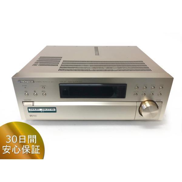 Pioneer VSA-D7 デジタル対応AVアンプ リモコン 取扱説明書付き