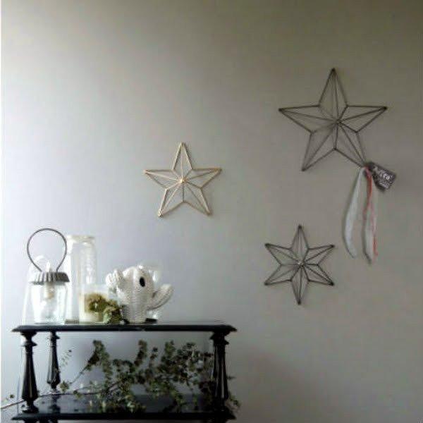 RoomClip商品情報 - Astra Lsize/アストラLサイズスチール オーナメント スター 星型 六芒星 エアプランツ ハンギング 植物 カフェ ギフト 北欧