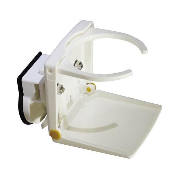 (ビーエムオー) つりピタ 折り畳み式カップホルダー 吸盤ベース C13600W-QBST ホルダー ドリンクホルダー 折りたたみタイプ