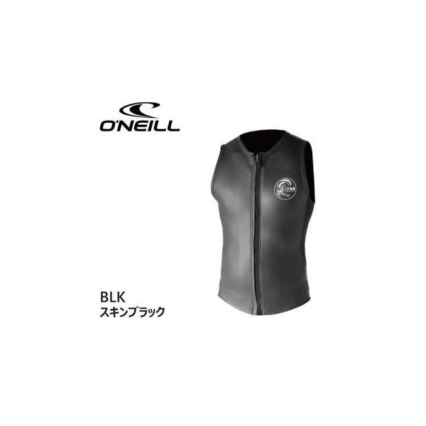 【O'NEILL/オニール】スーパーライトクラシック ベスト ブラック WF-1570 MOB-WF-1570 SUPERLITECLASSIC スキン メンズ 男性 a-k-k