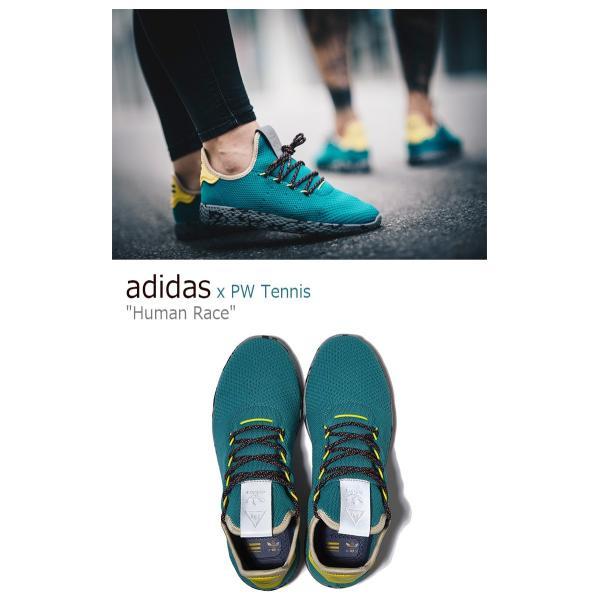 アディダス スニーカー adidas メンズ PW Tennis Human Race ファレル・ウィリアムス テニス ヒューマン Purple Night Marine ナイトマリン CQ1872 シューズ