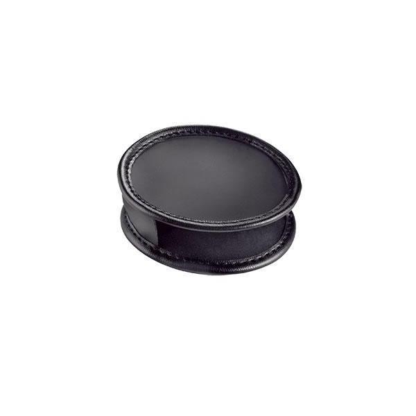 エッシェンバッハ レンズブラックレザーケース (ブラックルーペ2655-70用) 2855-70 代引き不可