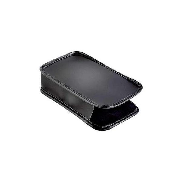 エッシェンバッハ レンズブラックレザーケース (ブラックルーペ2655-750用) 2855-750 代引き不可