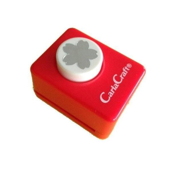 Carla Craft(カーラクラフト) クラフトパンチ(小) サクラL/桜 CP-1 4100681