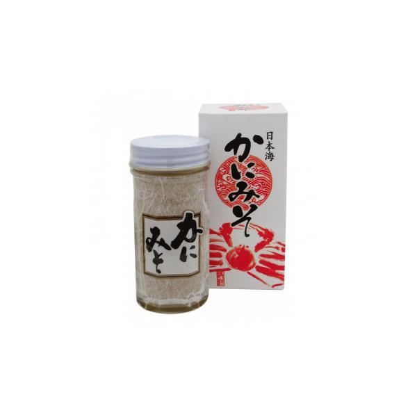 カニ味噌 カニ 珍味マルヨ食品 かに味噌(瓶・箱入) 80g×40個 01006 代引き不可
