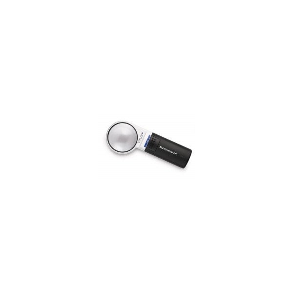 レンズ 非球面 傷エッシェンバッハ LEDワイドライトルーペ LED ライト付手持ちルーペ 60mmφ(6倍) 1511-6 代引き不可