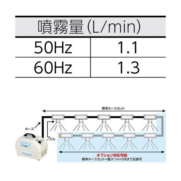 スーパー工業 DigiMist デジ・ミスト スーパーエコミスト 小型システムユニット型  {DIGI-MIST[9980]}|a-max|02
