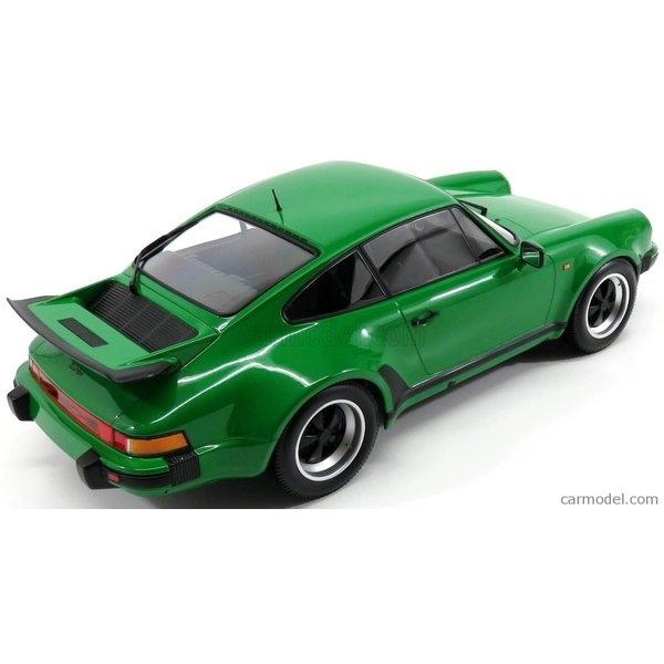 ポルシェ 911 930 ミニカー 1/12 MINICHAMPS PORSCHE 911 930 TURBO COUPE 1977 GREEN MET 125066102|a-mondo2|02