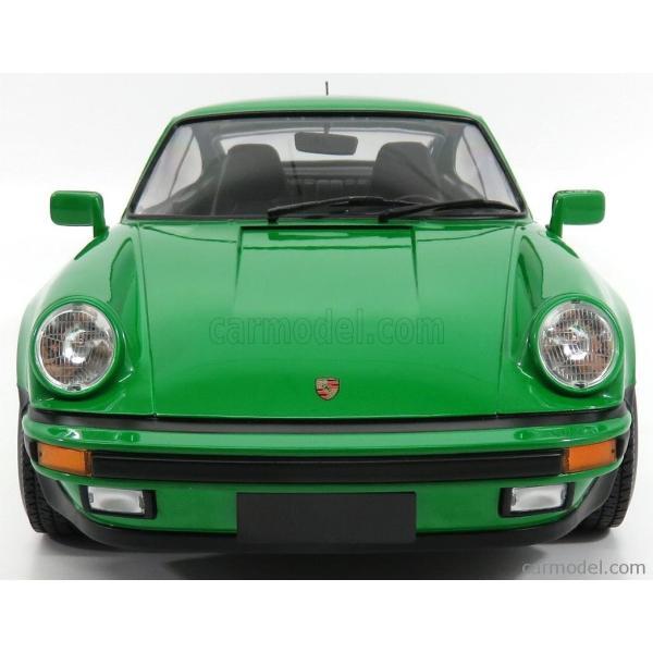 ポルシェ 911 930 ミニカー 1/12 MINICHAMPS PORSCHE 911 930 TURBO COUPE 1977 GREEN MET 125066102|a-mondo2|04