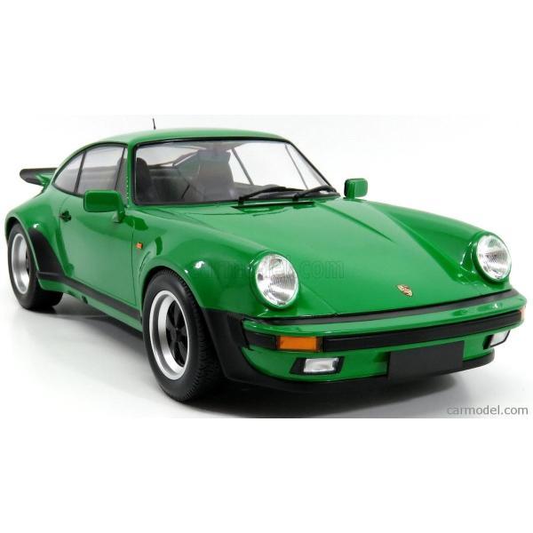 ポルシェ 911 930 ミニカー 1/12 MINICHAMPS PORSCHE 911 930 TURBO COUPE 1977 GREEN MET 125066102|a-mondo2|07