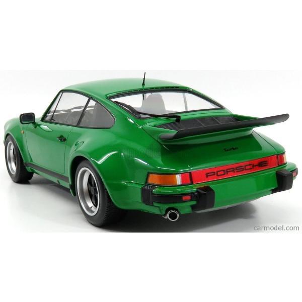 ポルシェ 911 930 ミニカー 1/12 MINICHAMPS PORSCHE 911 930 TURBO COUPE 1977 GREEN MET 125066102|a-mondo2|08