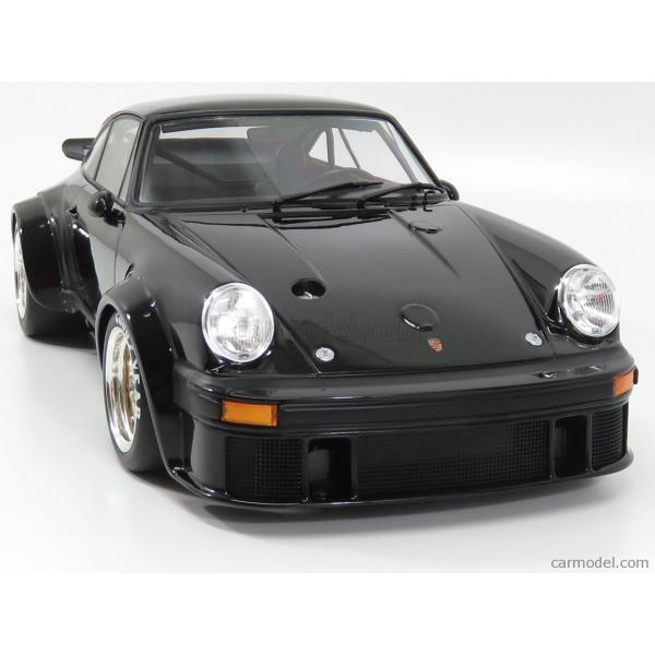 ポルシェ 911 934 ミニカー 1/12 ミニチャンプス MINICHAMPS PORSCHE 911 934 COUPE 1976 BLACK 125766402 a-mondo2 04