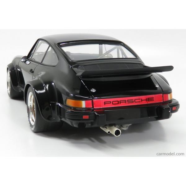 ポルシェ 911 934 ミニカー 1/12 ミニチャンプス MINICHAMPS PORSCHE 911 934 COUPE 1976 BLACK 125766402 a-mondo2 05