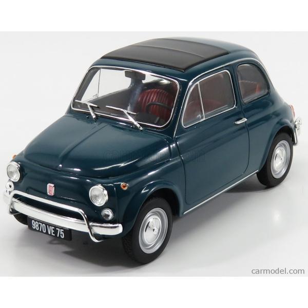フィアット 500L ミニカー 1/18 ノレブ NOREV FIAT 500L 1968 BLUE 187770|a-mondo2