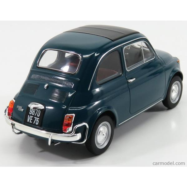 フィアット 500L ミニカー 1/18 ノレブ NOREV FIAT 500L 1968 BLUE 187770|a-mondo2|02