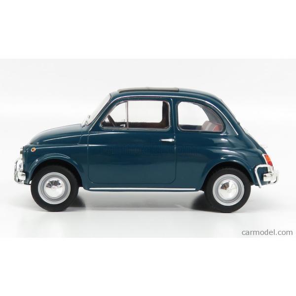 フィアット 500L ミニカー 1/18 ノレブ NOREV FIAT 500L 1968 BLUE 187770|a-mondo2|03