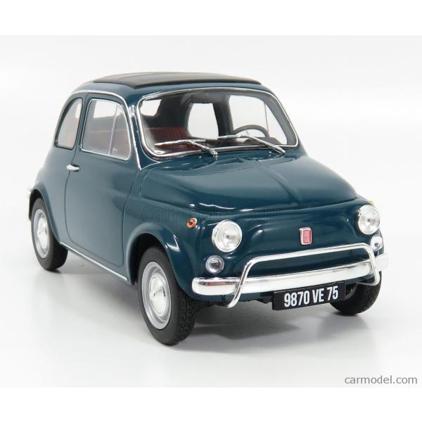 フィアット 500L ミニカー 1/18 ノレブ NOREV FIAT 500L 1968 BLUE 187770|a-mondo2|04