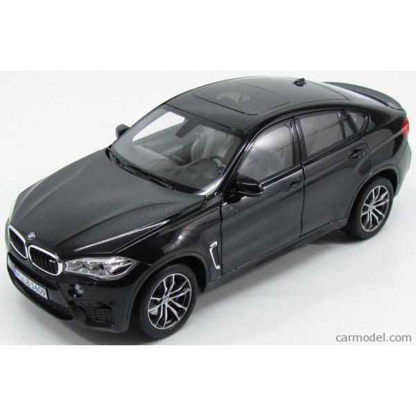Bmw X6m 2015: BMW X6 M ミニカー 1/18 ノレブ NOREV BMW X6 M XDRIVE 2015 BLACK