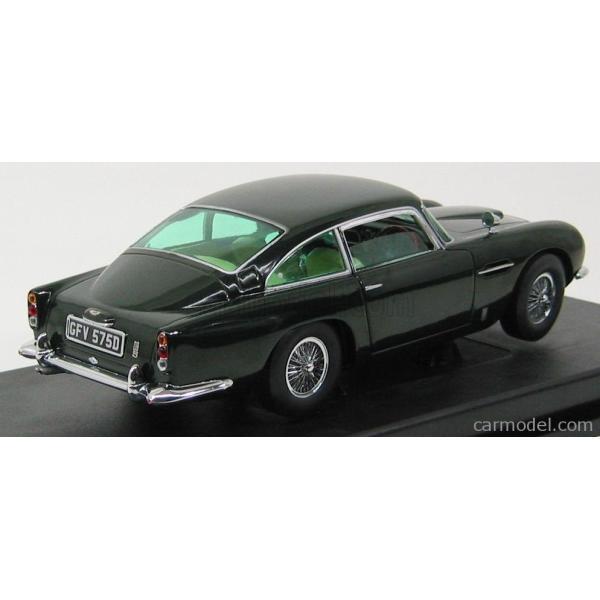 アストンマーチン DB5 ミニカー 1/18 サンスター SUN-STAR ASTON MARTIN DB5 SUPERLEGGERA 1963 BRITISH RACING GREEN|a-mondo2|02